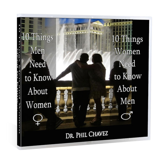 coming soon: 10 Things Women and Men Need to Know About Eachother