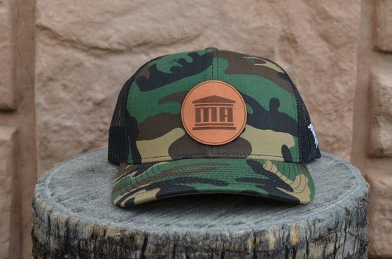 The Pillar Camo/Black