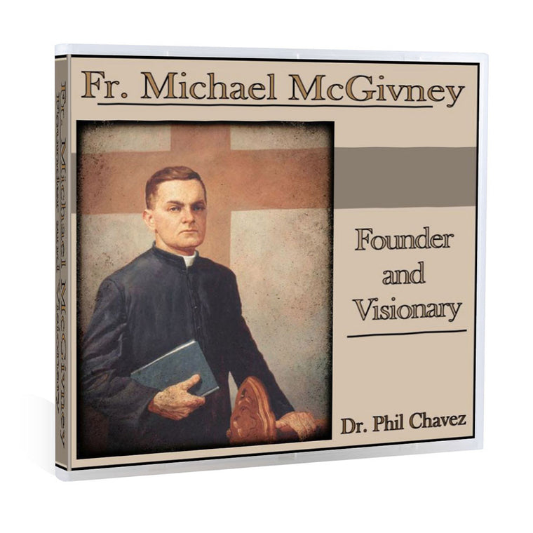 Fr. Michael McGivney 3 CD Set