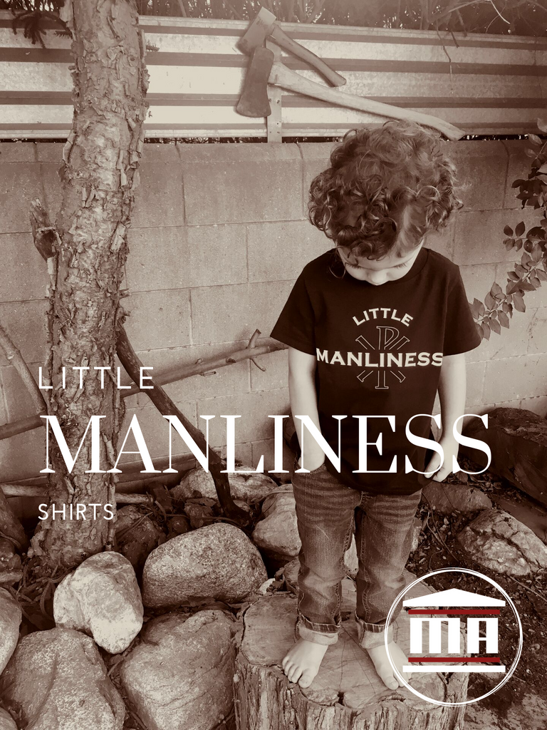 Little Manliness Shirts
