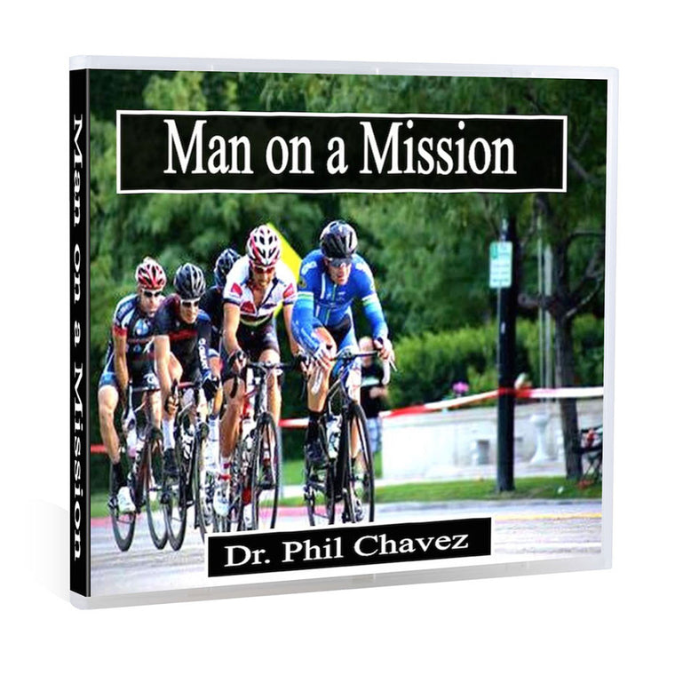 Man on a Mission 3 CD Set