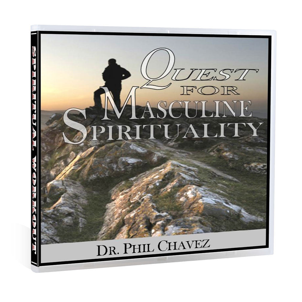 Quest for Masculine Spirituality 3 CD Set