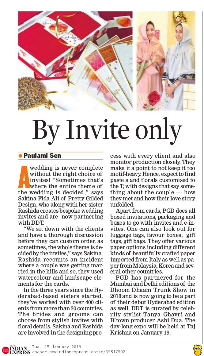 New-Indian-Express-Pretty-Gilded