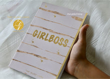 GirlBoss (Blush)- Notebook