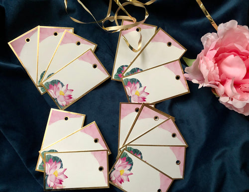 SALE- Gift Tags- Pack of 30 - Jaipur