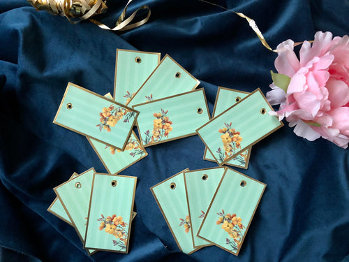 SALE- Gift Tags- Pack of 30 - Jodhpur