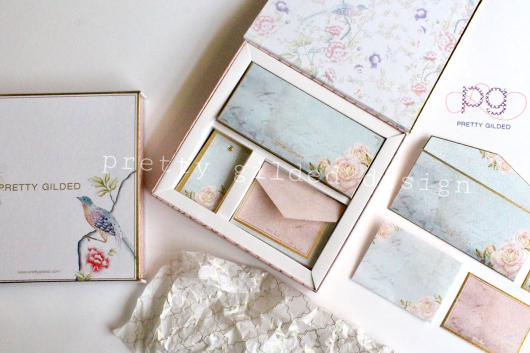 Boxed Stationery Set- Paris