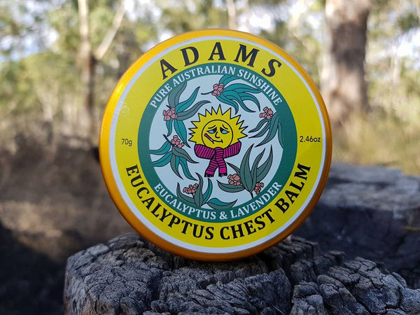 Eucalyptus Chest Rub Balm