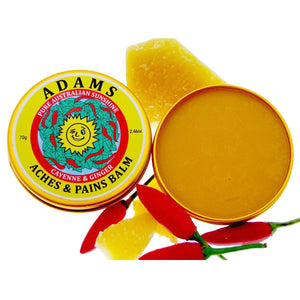 Aches and Pains Balm Chilli Ginger