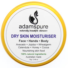 Load image into Gallery viewer, DRY SKIN MOISTURISER