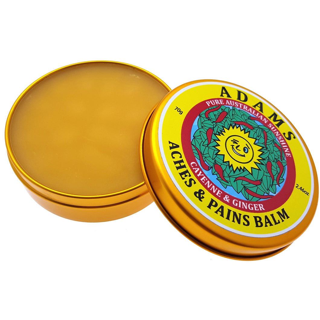 Aches and Pains Balm
