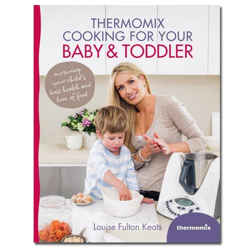 COOKING FOR BABY & TODDLER TM5 TM31