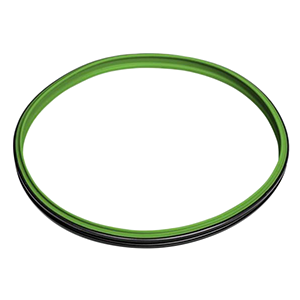 Thermomix TM31 Silicon lid seal ring green