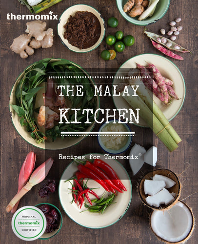 Cook books the official thermomix malaysia shop the malay kitchen recipes for thermomix tm5 forumfinder Image collections