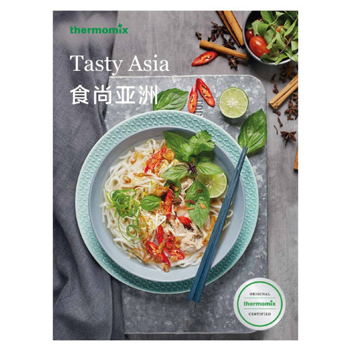 TASTY ASIA RECIPES FOR THERMOMIX TM5