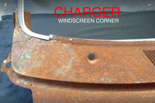 VALIANT CHARGER FRONT WINDSCREEN CORNERS