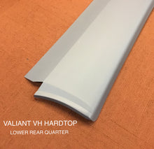 FITS VALIANT VH HARDTOP LOWER REAR QUARTER WITH EXTRA 50 MM