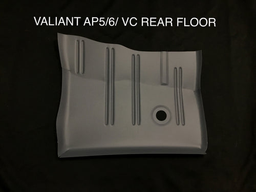 VALIANT AP5/6 VC REAR FLOOR