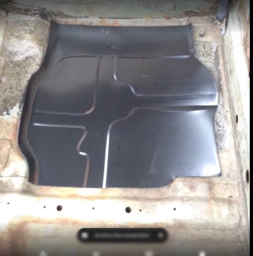 DATSUN 180BSSS REAR FLOOR