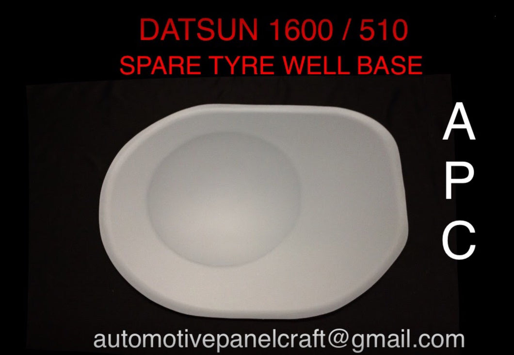 DATSUN 1600/510 SPARE TYRE WELL BASE