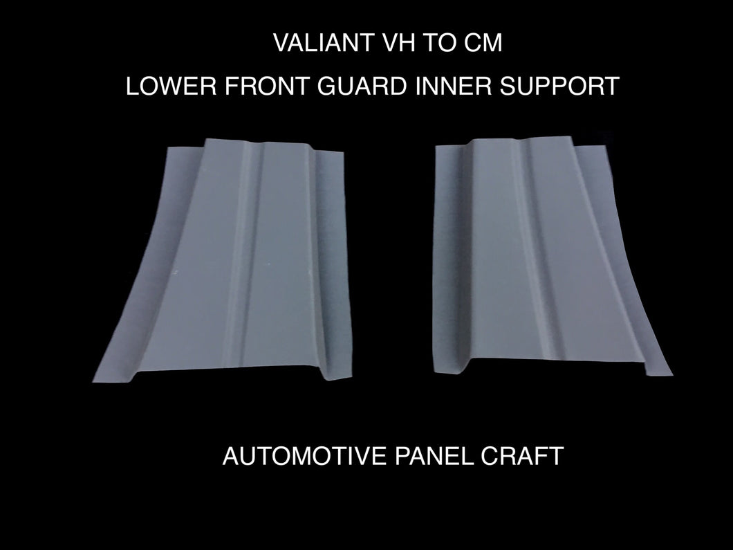 FITS VALIANT VH TO CM  LOWER INNER FRONT GUARD SUPPORT