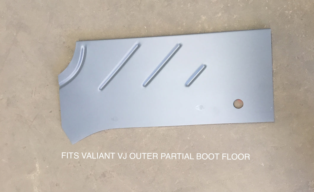 OUTER PARTIAL BOOT FLOOR SUITS VJ VALIANT