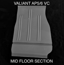 SUIT VALIANT AP5/6VC MID FLOOR SECTION