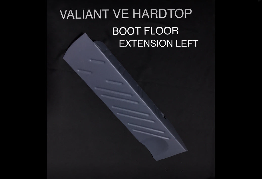 SUITS VALIANT VE BOOT FLOOR EXTENSION PANEL