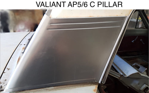 SUITS VALIANT AP5/6 C PILLAR RUST REPAIR PANEL