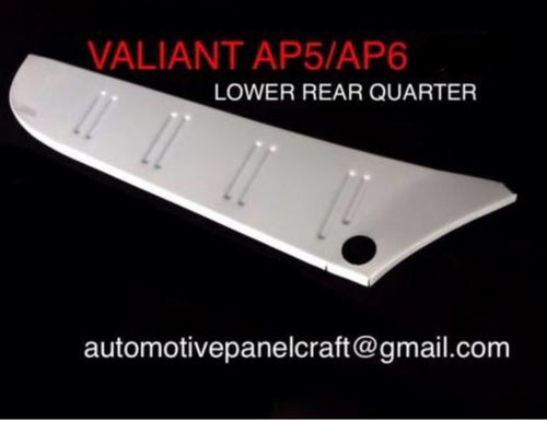 FIT VALIANT AP5/6 LOWER INNER QUARTER PANEL