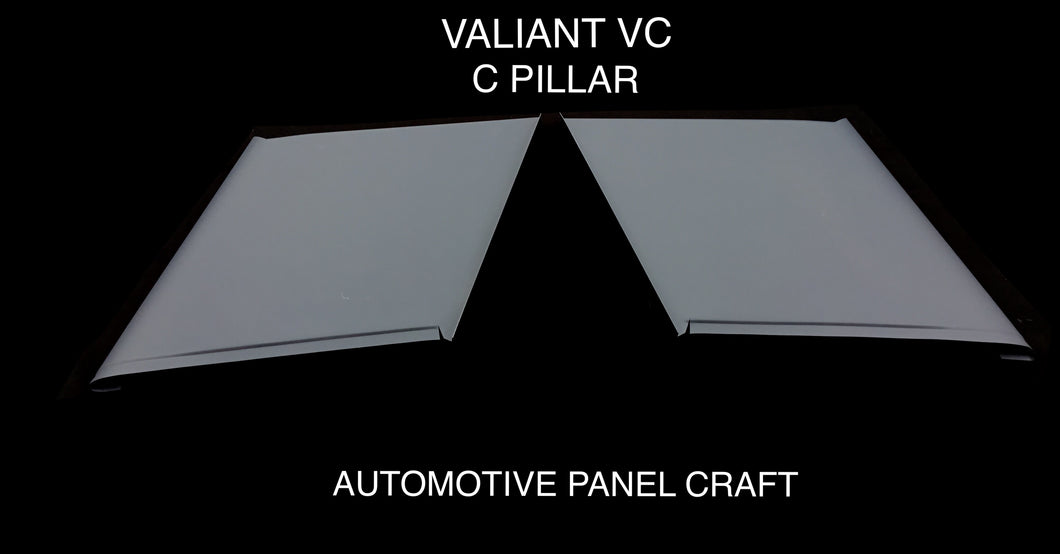 SUITS VALIANT VC C PILLAR RUST REPAIR PANEL