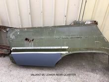 VALIANT VE VF VG LOWER REAR QUARTERS