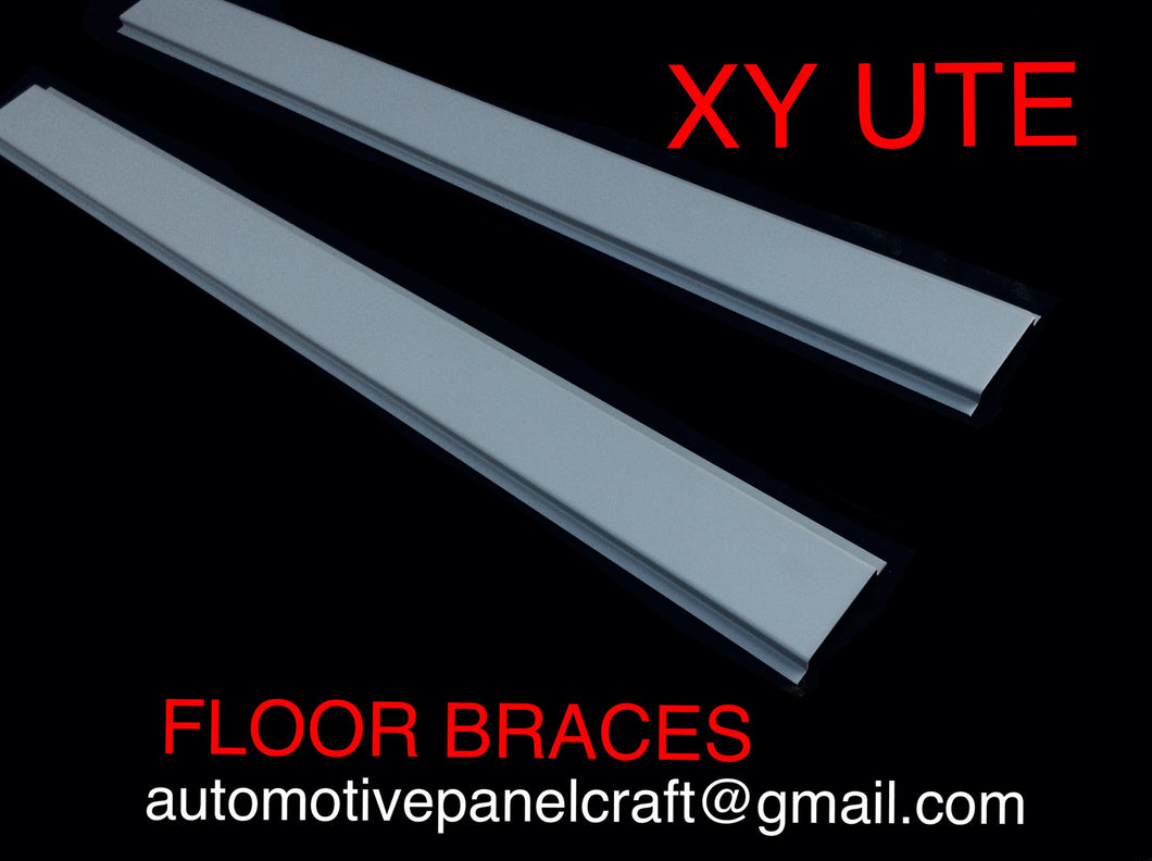 FORD FALCON XY UTE FLOOR BRACES