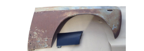 DATSUN 1000 LOWER FRONT GUARD