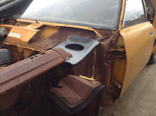 FORD FALCON XA XB SEDAN INNER PLENUM