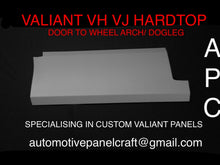 VALIANT VH VJ HARDTOP  DOOR TO WHEEL ARCH