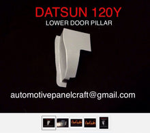 DATSUN 120Y/B210 LOWER DOOR PILLAR
