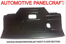 DATSUN ROADSTER BOOT FLOOR