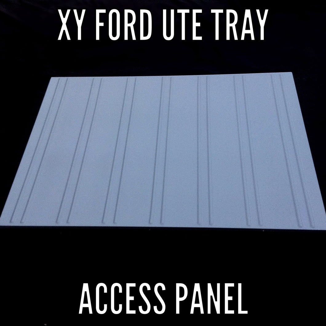FORD FALCON XY UTE TRAY ACCESS PANEL