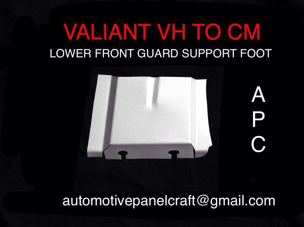 VALIANT CHARGER INNER GUARD FOOT