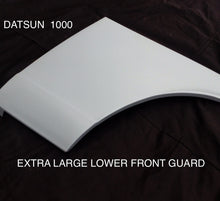 DATSUN 1000 EXTRA LARGE LOWER FRONT GUARD