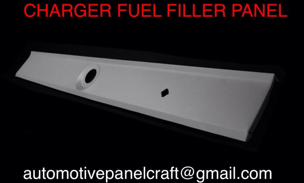 VALIANT CHARGER FUEL FILLER WITH CUT OUT