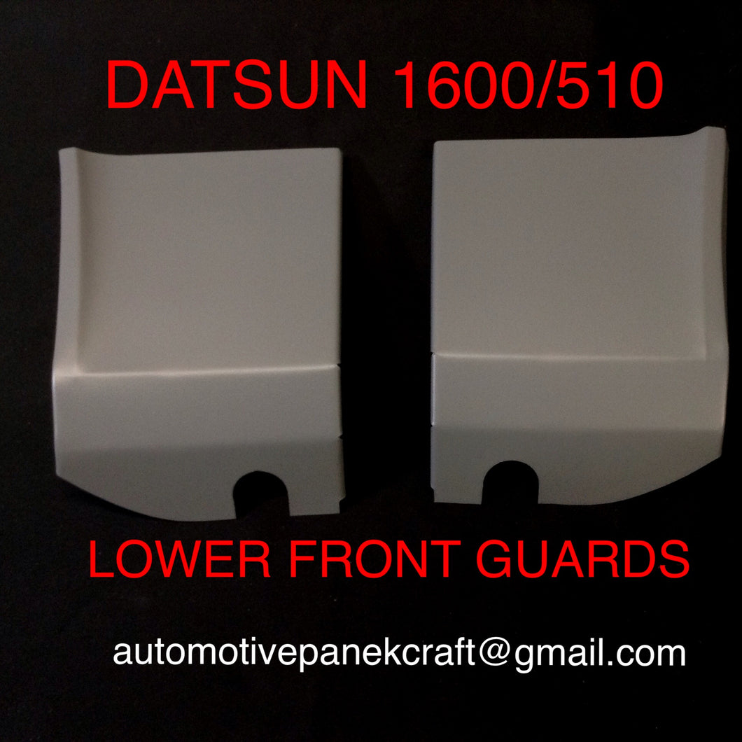 SUITS DATSUN 1600 LOWER FRONT GUARDS