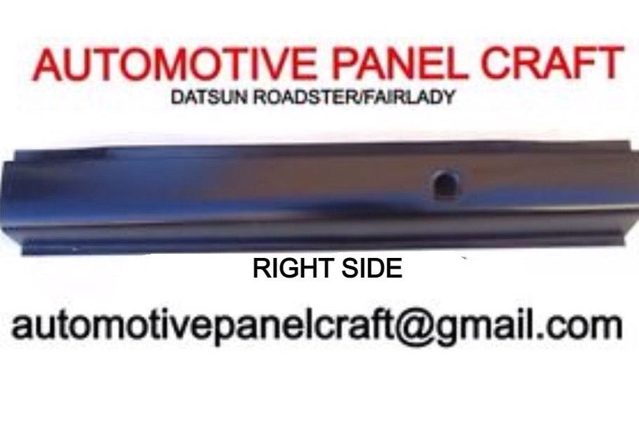 DATSUN ROADSTER SILL WITH STEP