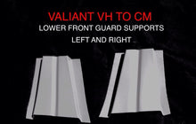 VALIANT CHARGER INNER FRONT GUARD SUPPORTS