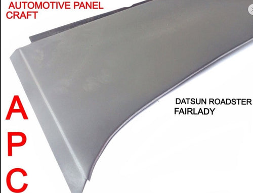 DATSUN ROADSTER DECK FILLER PANEL
