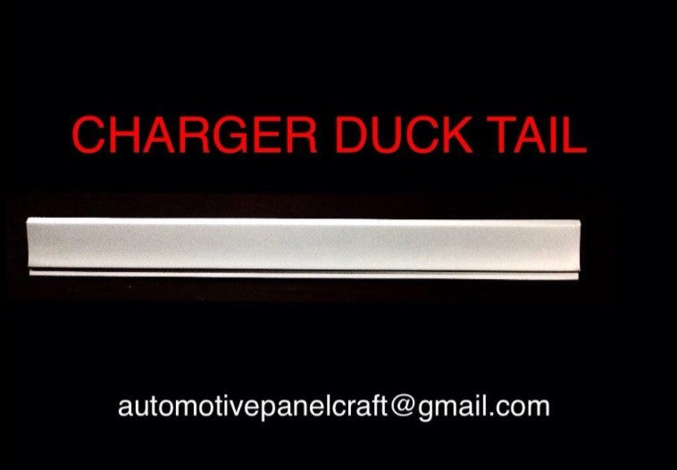 VALIANT CHARGER DUCK TAIL