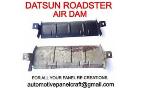 DATSUN ROADSTER AIR DAM