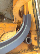 FORD FALCON XA XB SEDAN TOP OF BOOT GUTTER CORNERS