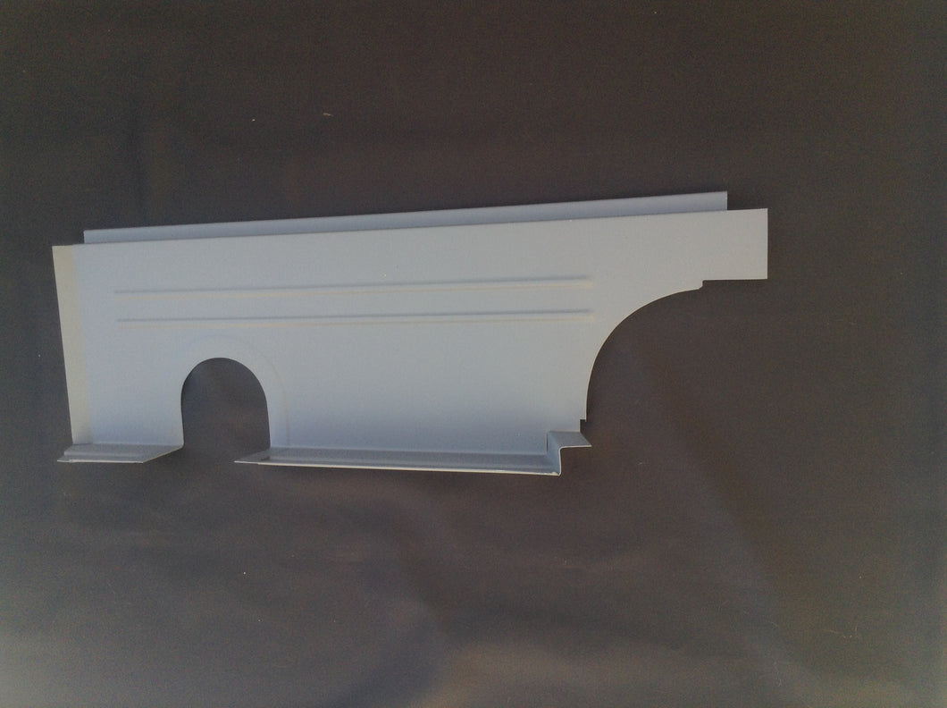 FORD CUSTOM XY UTE TRAY FLOOR SECTION